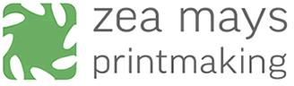 Zea Mays Printmaking