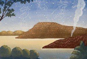 Japanese Method Watercolor Woodblock (Moku Hanga)