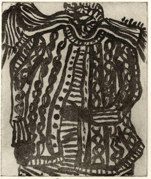 Elena's Printed Image
