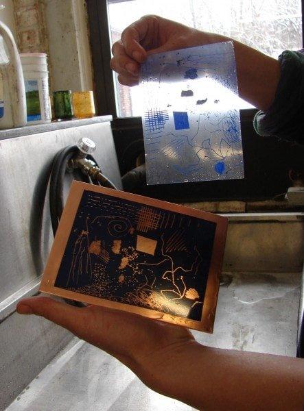 Peeling Plate 3