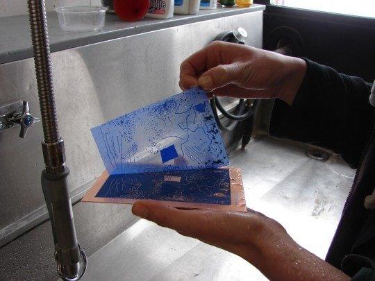 Peeling Plate 2