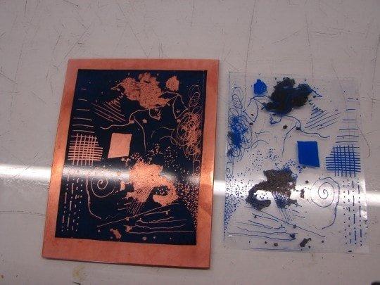 Film versus Plate 4