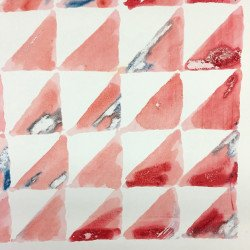 watercolor monotype sample