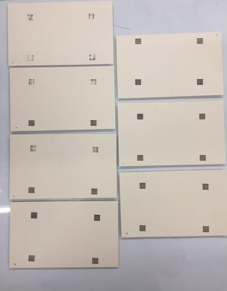 Prints 1 - 7