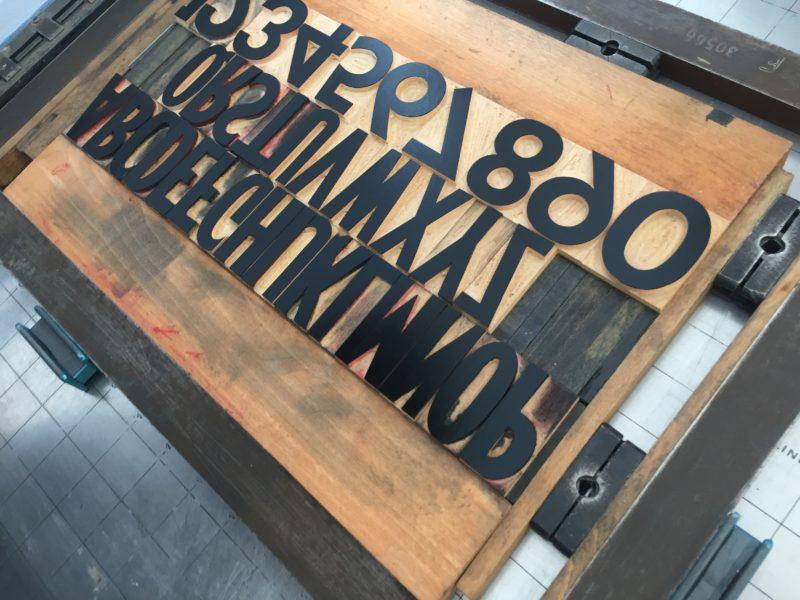 Inked Type