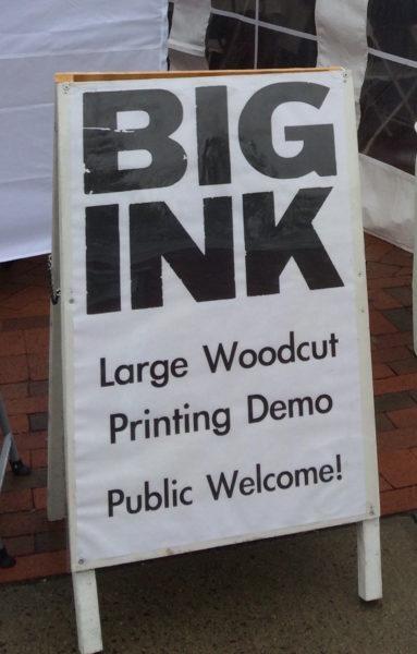 Big Ink at Zea Mays!