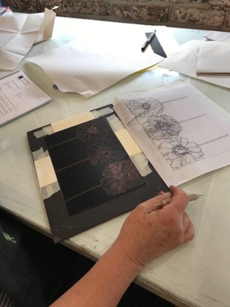 Green Printmaking Certificate: Intaglio