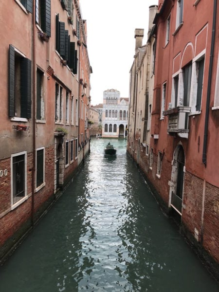 Printmaking in Venice